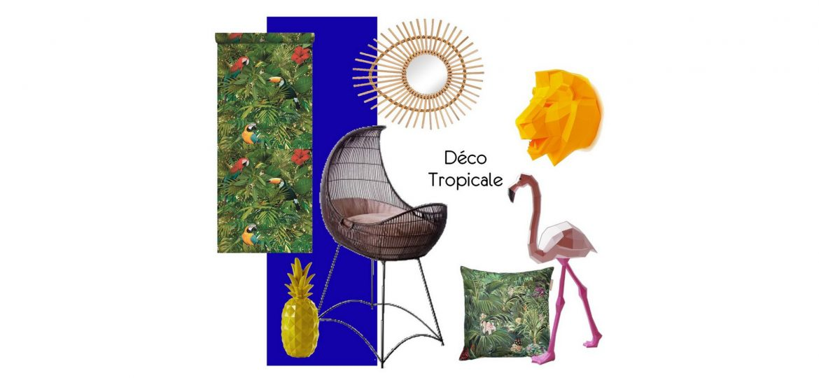 Déco Tropicale Jurababy by Marie_2